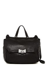 Kooba Gable Leather Convertible Bag Black