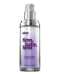 Bliss Firm Baby Firm Dual Action Lifting And Volumizing Serum No Color