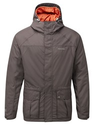 Craghoppers Men's Kiwi 3 In 1 Complite Waterproof Jacket Brown
