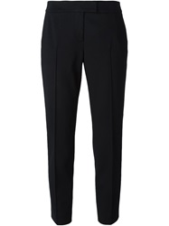 Akris Cropped Trousers Black