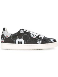 Moa Master Of Arts Mikey Mouse Sneakers Black