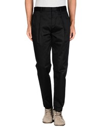 Gaetano Navarra Trousers Casual Trousers Men Black