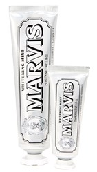 Marvis Whitening Mint And Toothbrush Set No Color