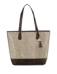 Brahmin Asher Rhodes Leather Tote