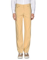 Paul And Shark Trousers Casual Trousers Men Yellow