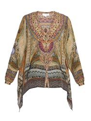 Camilla Ceremony Of Truth Silk Blouse