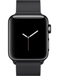 Apple Series 2 Space Black Stainless Steel 38Mm Watch