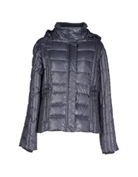 Clips More Coats And Jackets Down Jackets Women Grey