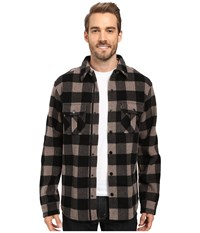 Smartwool Anchor Line Shirt Jacket Taupe Heather Men's Clothing