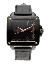 Moschino Cheap And Chic Moschino Cheapandchic Timepieces Wrist Watches Women Black