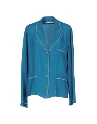Mauro Grifoni Suits And Jackets Blazers Women Acid Green