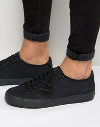 Kickers Tovni Lacer Trainers Black