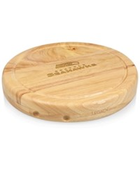 Picnic Time Seattle Seahawks Circo Cutting Board Burlywood