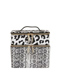 Neiman Marcus Train Combo Animal Print Case Multi Pattern