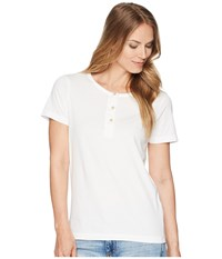 Filson Whidbey Henley White Clothing