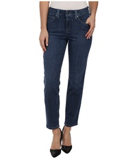 Miraclebody Jeans Sandra D. Skinny Ankle Jean In Kauai Kauai Women's Jeans Blue