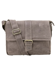 Tog 24 Marlow Leather Holdall Brown