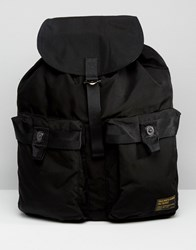 Polo Ralph Lauren Nylon Backpack Black