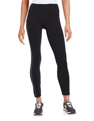Marc New York Embellished Active Leggings Black