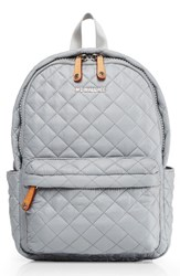 M Z Wallace Mz Small Metro Backpack Grey Dove Grey