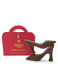 Charbonnel Et Walker Handbag And Heels Milk Chococlate Shoes Red