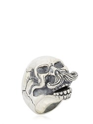 Manuel Bozzi Moustache Ring