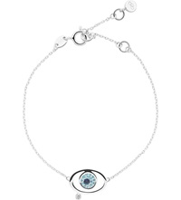 Links Of London Evil Eye Sterling Silver Bracelet