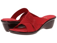 Onex Ariel Red Women's Wedge Shoes