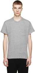 Undecorated Man Grey Relax T Shirt