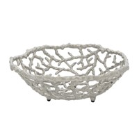 Michael Aram Ocean Reef Bread Basket