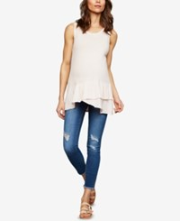 A Pea In The Pod Articles Of Society Maternity Distressed Skinny Jeans Lyon