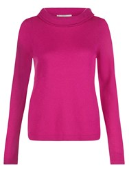 Hobbs Audrey Sweater Hot Pink