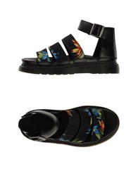 Dr. Martens Footwear Sandals Women Black