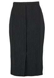 Sisley Pencil Skirt Black