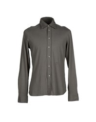 Hydrogen Shirts Shirts Men Grey