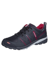 Vaude Tereo Sympatex Hiking Shoes Grey Indian Red