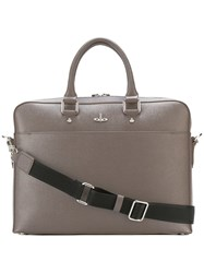 Vivienne Westwood Laptop Bag Grey