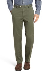 Peter Millar Men's 'Raleigh' Washed Twill Pants Nottingham