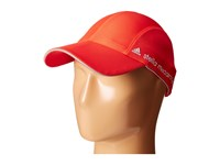 Adidas By Stella Mccartney Run Cap Bright Red Bright Red White