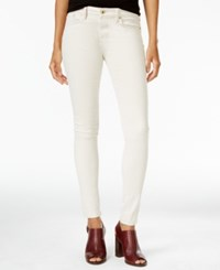 Tommy Hilfiger Greenwich Sateen Skinny Pants Only At Macy's Pumice