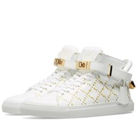 Buscemi Monogram 100Mm Sneaker White