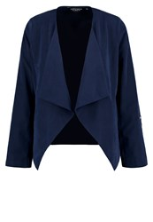 Dorothy Perkins Blazer Navy Dark Blue