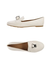 Marc By Marc Jacobs Footwear Moccasins Women White