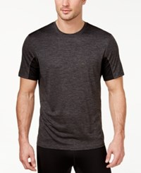 Ideology Id Men's Performance Tech T Shirt Created For Macy's Charcoal Heather