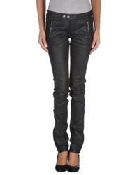 Barbara Bui Denim Pants Black
