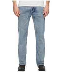 Rock And Roll Cowboy Double Barrel In Light Wash M0s1446 Light Wash Men's Jeans Blue