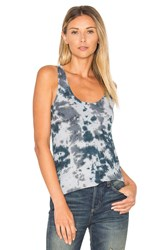 Feel The Piece Lilith Tank Blue