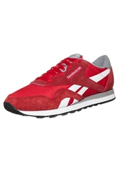 Reebok Classic Trainers Power Red Red Rush White Flat Grey Black