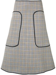 Sofie D'hoore Witch Check Skirt 60
