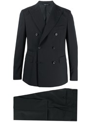 Tonello Double Breasted Two Piece Suit 60